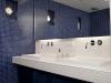 Houseboat Amsterdam design bathroom