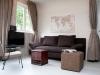 Houseboat Amsterdam livingroom