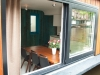 Houseboat Amsterdam window